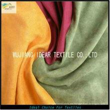 105 * 200 D relieve deformación ante Micro tela de tapicería