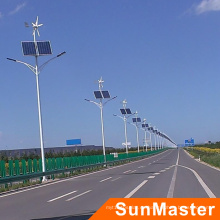 Luz de calle solar de alta calidad de 30W CE RoHS Soncap SABS LED