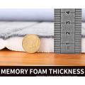 Memory Foam Bath Mat  24x17 inch