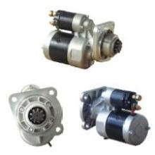 12V Tractor de arranque para Bosch 0001362302 Iskra 11.130.605 John Deere Re503093 Lucas Lrs2385 (OEM 9142740)