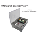 CCTV Power Distribution Box 8 Channel