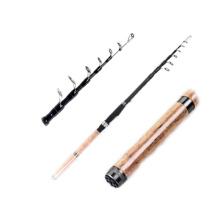 TSR010 10-30g nano pesca con caña de pescar tele spin spin rod