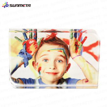 Sublimation Kristall Foto Smooth Angel Square 100 * 150 * 20 mm