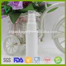 50ml wholesale liquid medicine empty plastic reagent bottle with pump sprayer