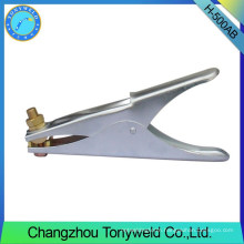 500A Holland A-B type tig ground clamp earth clamp