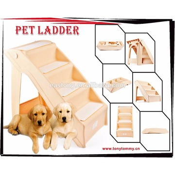 Folding Dog Cat Animal Step Ramp Ladder