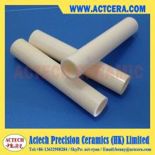 99 % Al2O3/99.5% hochreinem Aluminiumoxid Keramik Tube Bearbeitung