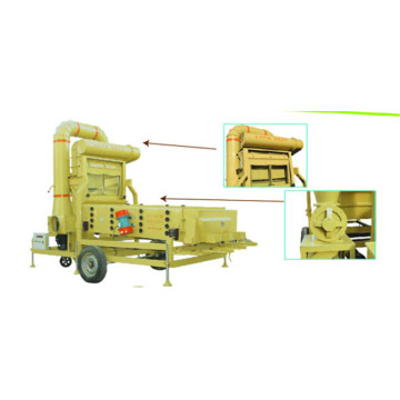 Barley Corn Seed Equipment Seed Cleaner Grader