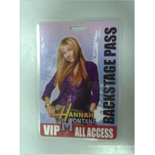 Пластиковая карточка Backstage Pass (HL102)