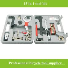 Ensemble de boîtes à outils de réparation de vélo de haute qualité 2016