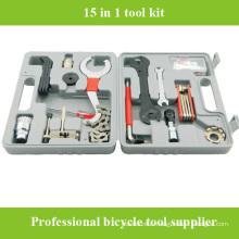 2016 High Quality Bicycle Repair Tools Box Set