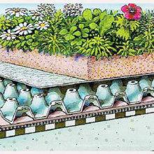Высокое качество толщины 1.2 mm PVC Поливинилового хлорида сад на крыше водонепроницаемая мембрана с ISO