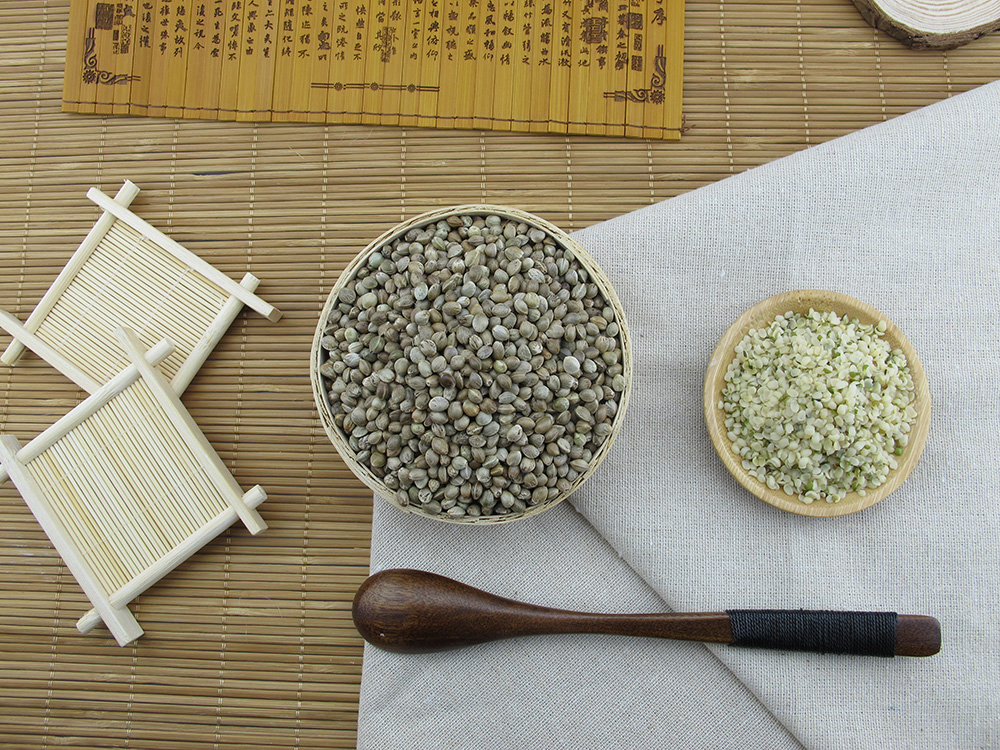 Hemp Seed Protein Content