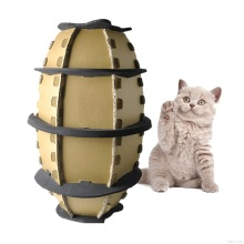 Football Cat Paper Box Jouet pour animaux de compagnie