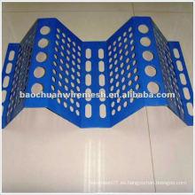 Electrostatic pulverización pantalla protectora / malla de malla de alambre de polvo de viento con precio razonable en tienda (proveedor)