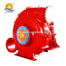 sand dredging pump cutter suction dredger