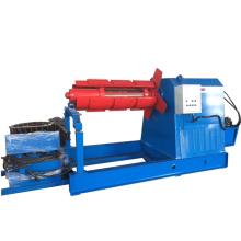 Vollautomatische CZ Purlin Rollformmaschine