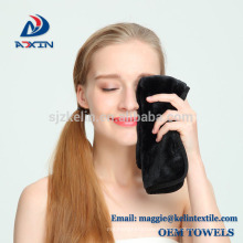 100% remove your makeup with water only makeup removal towel