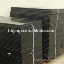 Schwarze POM-Kunststoffplatte, POM-Platte