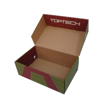 Papier Schuhe Verpackungsbox (FP5092)