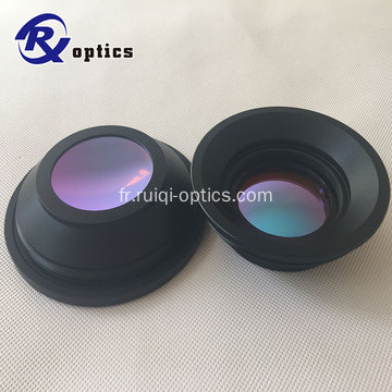 Doublet CO2 Laser F-theta Scan Lenses
