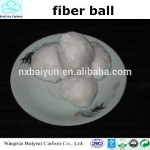 Bola de fibra de alta qualidade / filtro de bola de fibra