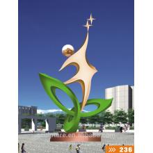 2016 New Art Spirit Urban Statue Al aire libre