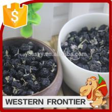 2016 Hot sale 250g vacuum packaging black goji berry