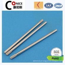 Tema fazendo à máquina da precisão do CNC da fábrica do ISO do eixo