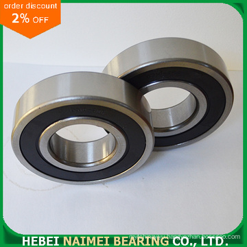 Deep Groove Ball Bearing 6304 Rubber Seal