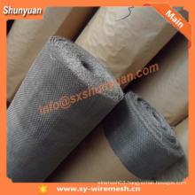 Shaanxi Enterprise!wholesale long service life stainless steel window screening