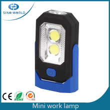 1LED 2COB Flexible Mini Led Work Light