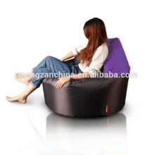 La nueva llegada 2in1 y el beanbag del pouf impermeabilizan las sillas del bolso de la haba