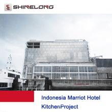 Indonesien Marriot Hotel Küchenprojekt