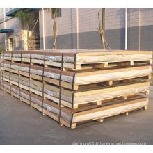 5083 H321 Plaque en alliage d'aluminium pour prix et qualité concurrentiels maritimes - Meilleure fabrication et usine