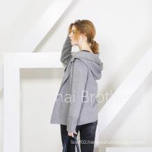 Lady Fashion Cashmere Sweater 16braw403