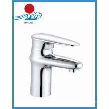 Comtemporary Single Lever Bathroom Basin Faucet (ZR21402)