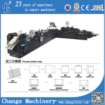 EMS-Kd70 Custom Mail Express Paper Bags Envelope Making Machines Suppliers