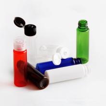 Quente! Frasco claro do animal de estimação plástico de 10ml a de 300ml com tampa da aleta (PT01)