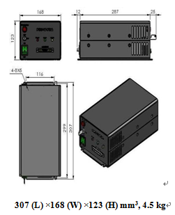 DPSS UV Laser