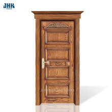 JHK 4 Panel Painted Wood Door