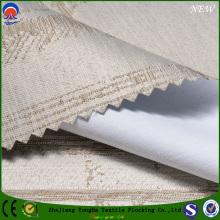 Home Textile Upholstery Tissu jacquard en polyester pour rideau de fenêtre