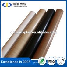 Free Sample High temperature resistance welding fabric Teflon fabric fiberglass price ptfe coated glass fabric                                                                         Quality Choice
