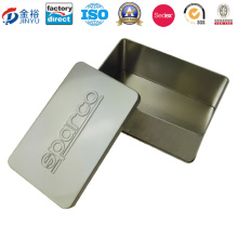 Embossing No Printing Metal Tool Box for Tool Storage