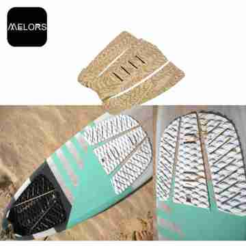 Kiteboard Deck Pad Non Slip Tablas de surf Tail Pad