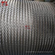 Cuerda de alambre de acero inoxidable SUS 316