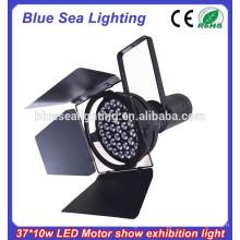 380W светодиодный автомобильный свет / 37pcs / 31pcs 10W светодиодный театр / Мотор выставка Par Light