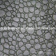 Good Scratch Resistant Furniture PVC Leather (QDL-PV0166)