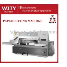 Machine de découpe de papier informatisée (informatisée, efficace, durable)