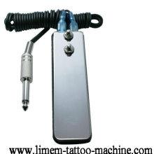 Interruptor de pie del tatuaje superior (para fuente de alimentación)